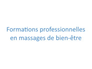 formations_massages